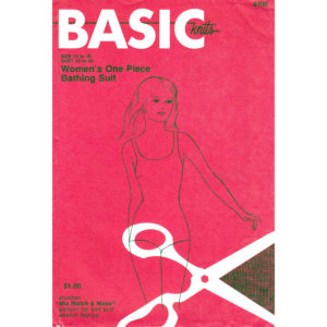 Basic Knits 106 bathing suit pattern