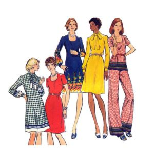 Butterick 3481 womens sewing pattern