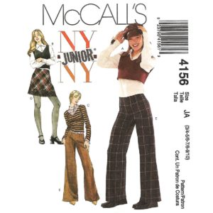 McCalls 4156 womens sewing pattern