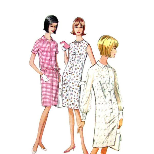 McCalls 8299 dress sewing pattern
