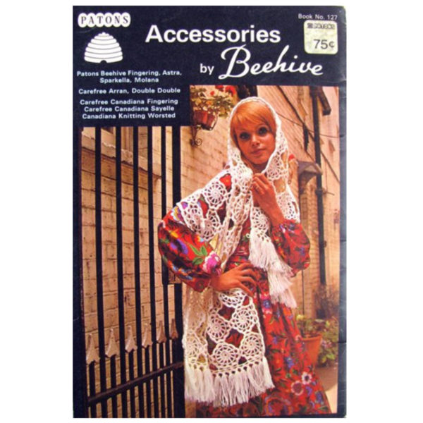 Patons 127 Accessories back cover