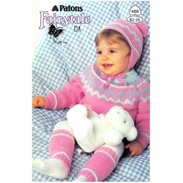 Patons 488 Fairytale pattern book