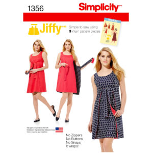 Simplicity 1356 sewing pattern