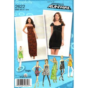 Simplicity 2622 dress or top pattern