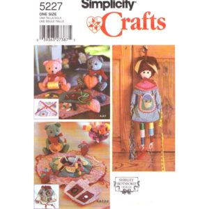 Simplicity 5227 sewing pattern