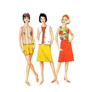 Simplicity 5506 womens sewing pattern