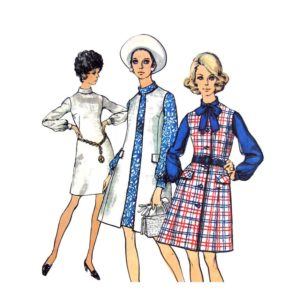 Simplicity 8705 womens sewing pattern