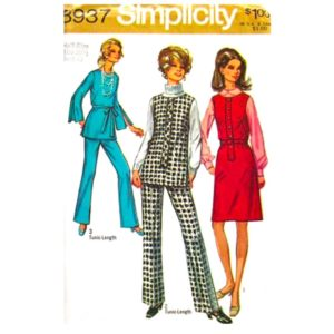 Simplicity 8937 womens sewing pattern