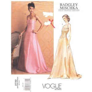 Vogue 2732 dress pattern