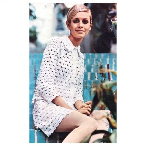 twiggy suit crochet pattern
