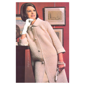 light coat crochet pattern