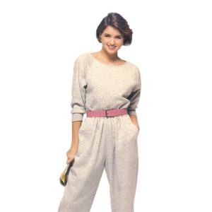 Butterick 5363 top and pants pattern
