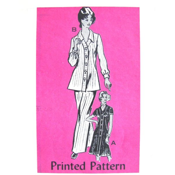 Mail Order 4832 womens pattern